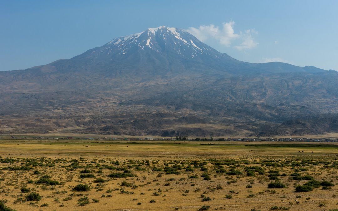 Auf dem Weg zur Grenze Türkei – Iran