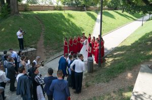 Wedding in Sibiu