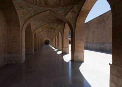 Tabriz Blaue Moschee