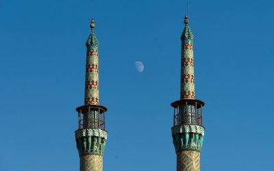 Yazd, die Stadt der Windtürme