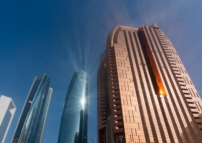 Abu-Dhabi Skyline