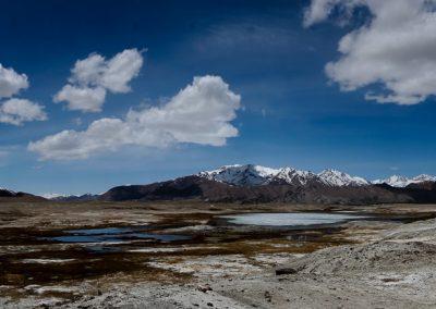 Pamir Salt Lake
