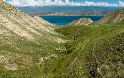 Holpriger Start in Kirgistan