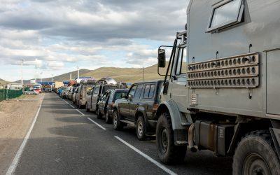 Mongolei – heute geschlossen