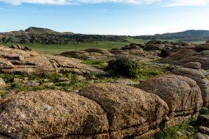 Baga Gazriin Chuluu – Landscape