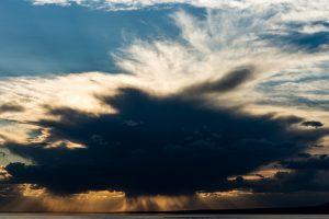Thunderstorm Khyargas Nur
