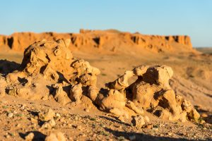 Gobi – Bayanzag -Flaming Cliffs