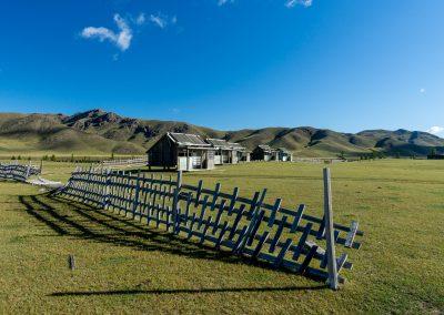 Abandoned Lodge