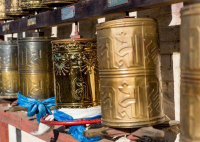 Erdene Zuu Prayer Mill