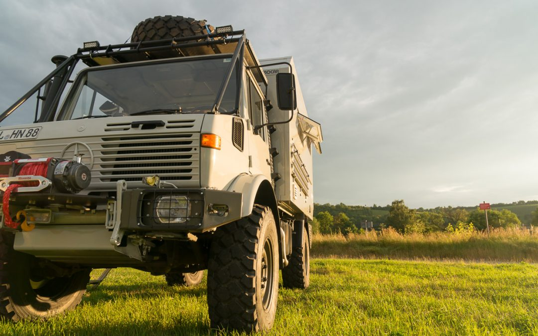Unimog – Ready for Departure