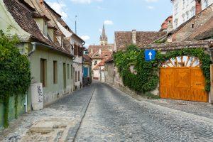 Sibiu old town