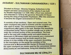 Sultanhani Karawanserei