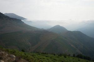 Landschaft bei Masuleh