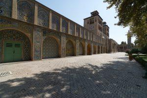 Teheran – Golestan Palast