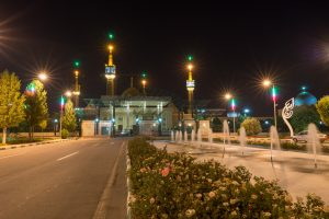 Teheran – Khomeni Monument