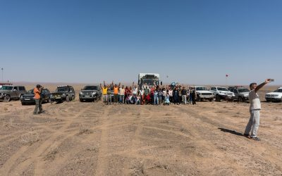 Wüste Kavir – Offroad Club Teheran