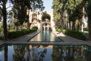 Kashan – Baq-e Fin Garten