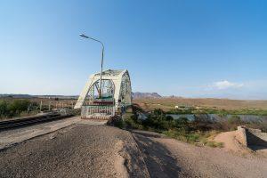 Aras Grenzbrücke
