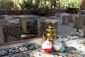Abyaneh – Teatime