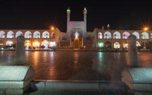 Isfahan – Königsmoschee