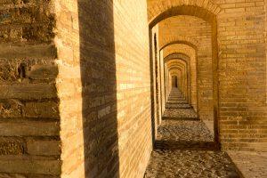 Isfahan – Pol-e Chādschu
