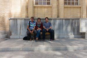 Isfahan – mit Majid