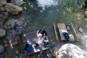 Zagros – Margoon Wasserfall