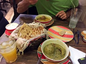 Shiraz – traditionelles Essen