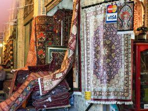 Shiraz – Kreditkartenzahlung