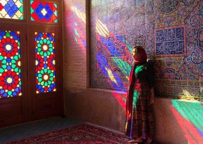 Shiraz - Nasir ol Molk Moschee