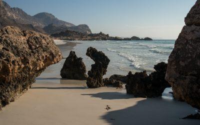 Beaches und Weihrauch