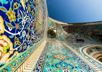 Mausoleum Tabas