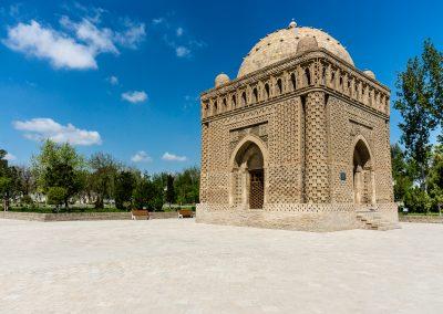 Samaniden Mausoleum