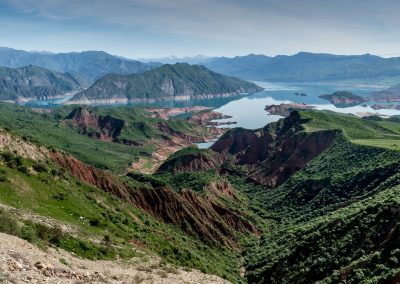 Nurek Reservoir