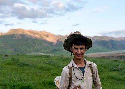 Pamir People