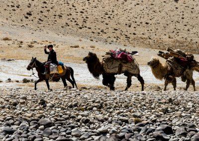 Afghanistan Wakhan Caravane