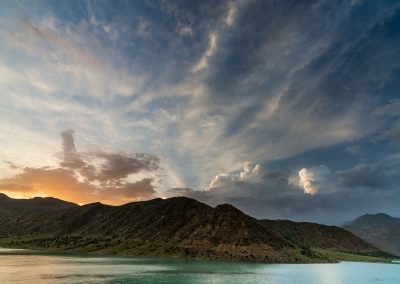 Naryn Reservoir
