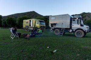 Terelj NP – Camping