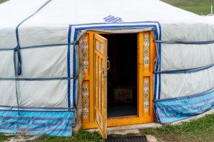 Terelj NP – Ger Camp