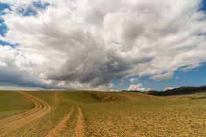 Gobi Landschaft