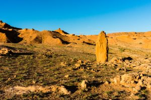 Gobi – Bayanzag -Flaming Cliffs