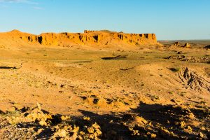 Gobi – Bayanzag – Flaming Cliffs