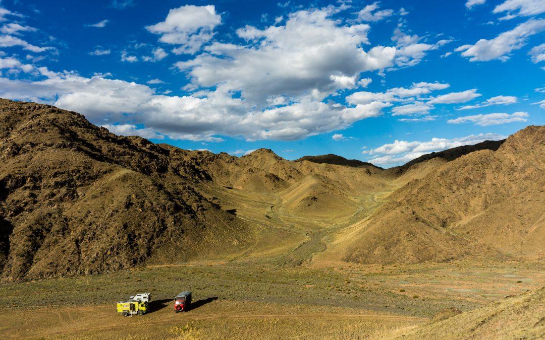 Gobi – mit Wüstenliebhabern