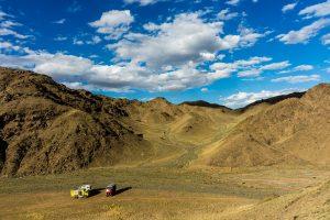Gobi – Camping