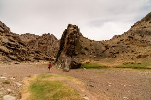 Gobi – Canyon between Noyon and Gurvantes