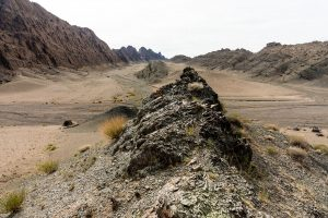 Gobi – Canyon between Noyon and Gurvantes