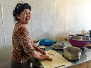Gobi – Gurvantes – freshly prepared lunch