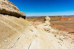 Gobi Red Rock Unimog