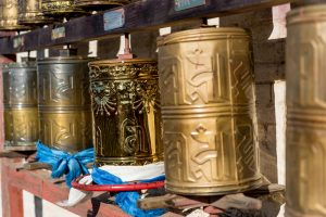 Erdene Zuu Prayer Mill