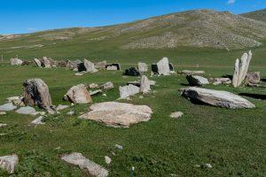 Temeen Culuu Deer Stones